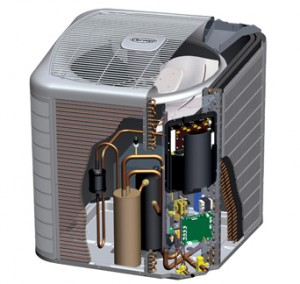 carrier heat pump internals